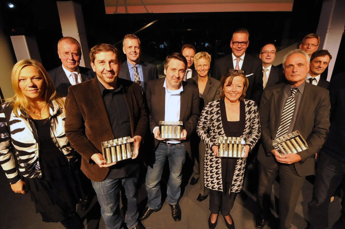 Journalistenpreis Münsterland 2012