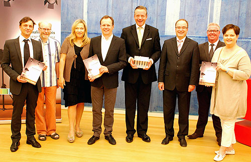 Journalistenpreis Münsterland 2012 - Grand-Jury